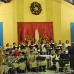 Cantata Natalina da sede dos Arautos do Evangelho em Recife