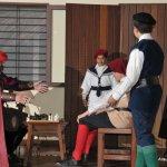 Encenação teatral sobre a vida de São Francisco Xavier