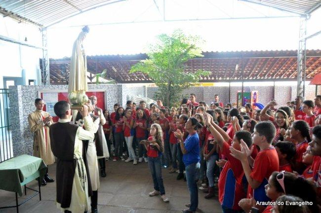 Projeto Futuro e Vida no Educandário São Judas Tadeu