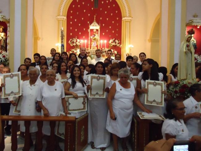 Consagração a Nossa Senhora em Amaraji - PE