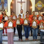 Entrega de Oratórios em São Benedito do Sul
