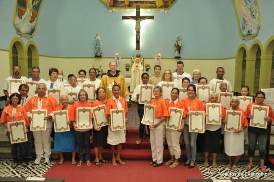 Consagração a Nossa Senhora - Paróquia Nossa Senhora da Conceição - Moreno
