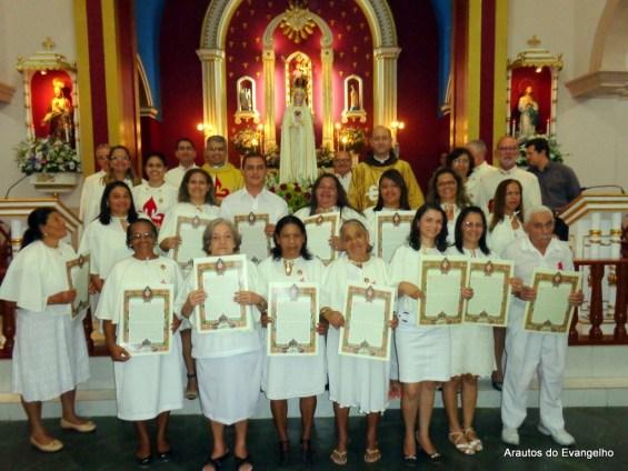 Consagração a Nossa Senhora Paróquia São José da Boa Esperança Amaraji