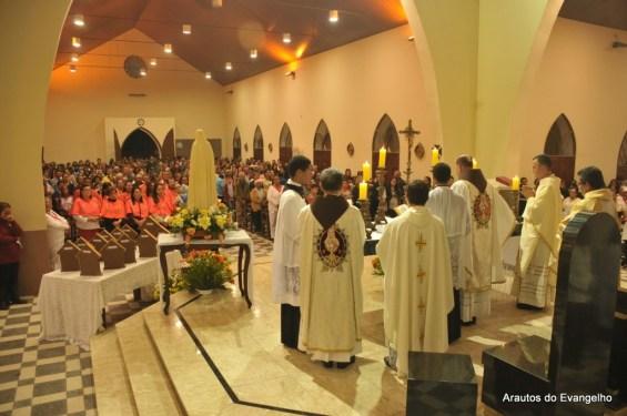 Encerramento Semana Missionário em São João - PE