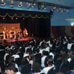 Apresentação dos Arautos do Evangelho no Colégio Souza Leão - Candeias