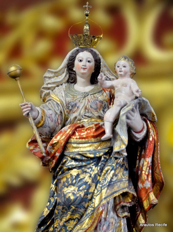 Imagem de Nossa Senhora dos Prazeres dos Montes Guararapes