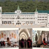 Visita do Cardeal Rodé a Monte Carmelo
