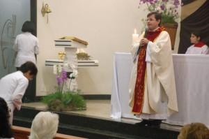 Festa de São Francisco de Assis - Padre Hiller Stefanon