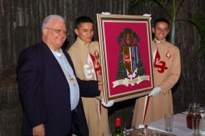 Brasão episcopal de Dom Luiz Mancilha Vilela