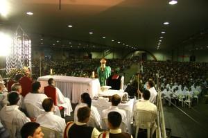 Homilia de Dom Luiz Mancilha SSCC, na Missa de encerramento do Vinde e Vede 2011