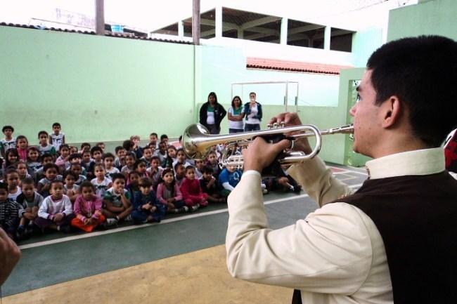 Projeto Futuro e Vida na Escola Alecrim