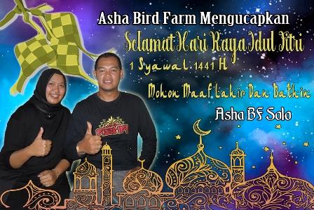 Asha Bf Selamat Hari Raya Idul Fitri 1 Syawal 1441 H Mediabnr