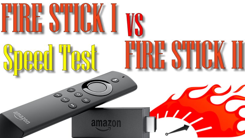 We will compare between Amazon Fire Stick I and II, to see if it is worth the upgrade.Fire TV Stick with Alexa Voice Remote
