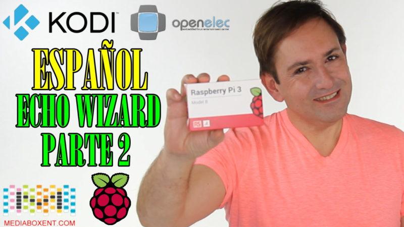 Raspberry Pi 3 OpenElec