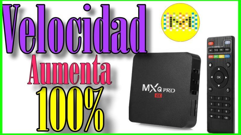 MXQ-PRO Aumenta la Velocidad un 🔥 100x100