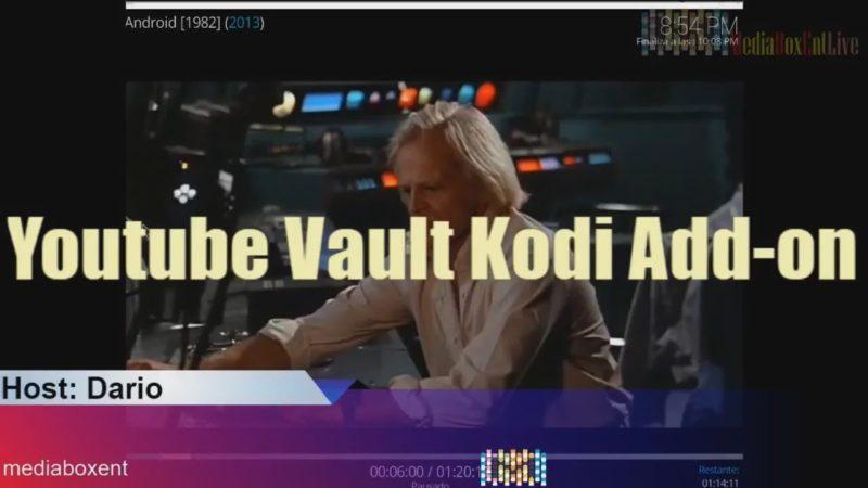 Kodi 17 and 18