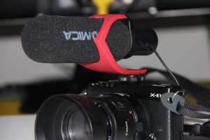 Comica CVM-V30 Shotgun Camera Microphone