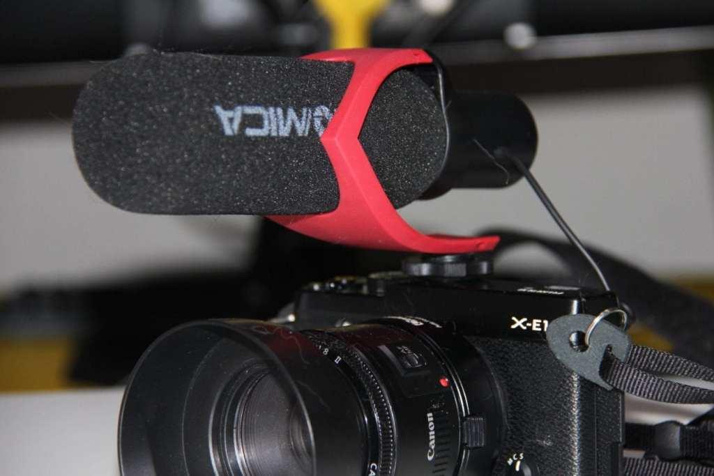 Comica CVM-V30 Shotgun Camera Microphone
