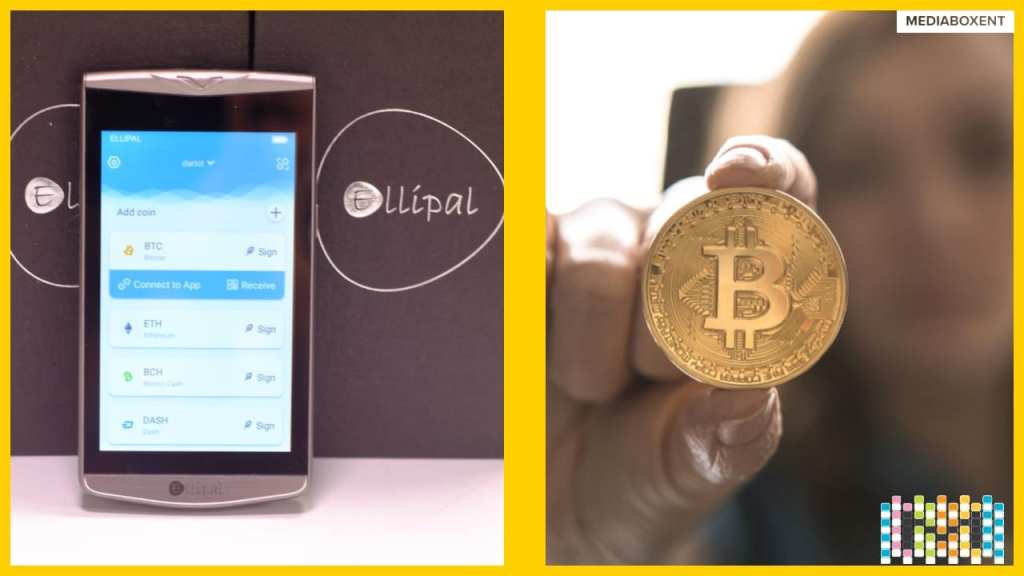 ELLIPAL Hardware Wallet is completely isolated