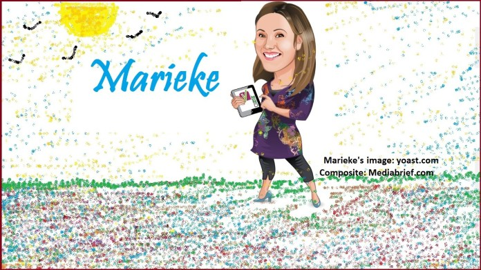5 tips for writing readable posts: Marieke van de Rakt 1