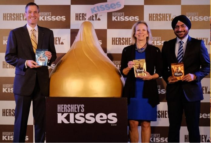 Hershey's iconic Kisses Chocolate launch in India leads charge into chocolate category 1