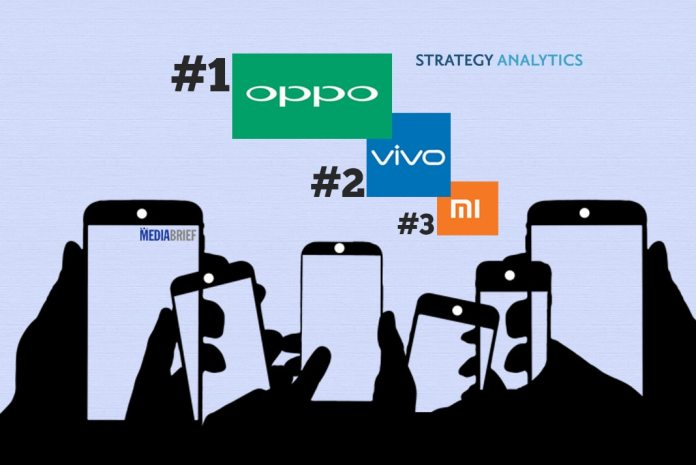 image-oppo-vivo-xiaomi-are-top-3-smartphone-brands-in-India-consumer-satisfaction-per-strategy-analytics-mediabrief