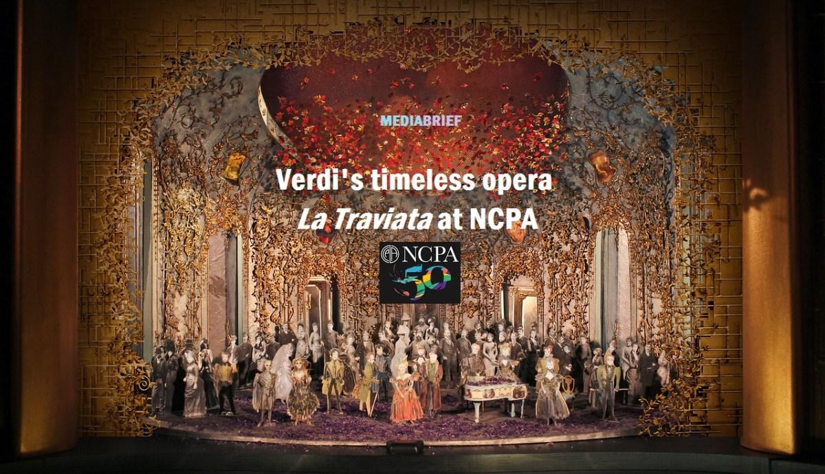 NCPA to screen Verdi's timeless opera La Traviata on 22 Jan in Mumbai