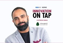 image-Chitresh-Sinha-CEO-chlorophyll-innovation-lab-on-Innovation-On-Tap-MediaBrief