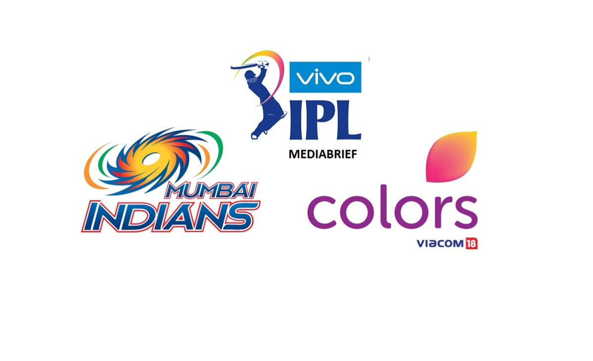COLORS to be Principal Sponsor of  Mumbai Indians in VIVO IPL 2019