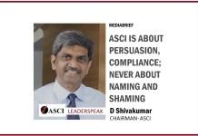 image-D Shivakumar -Chairman ASCI - in conversation with MediaBrief Pavan R Chawla-1