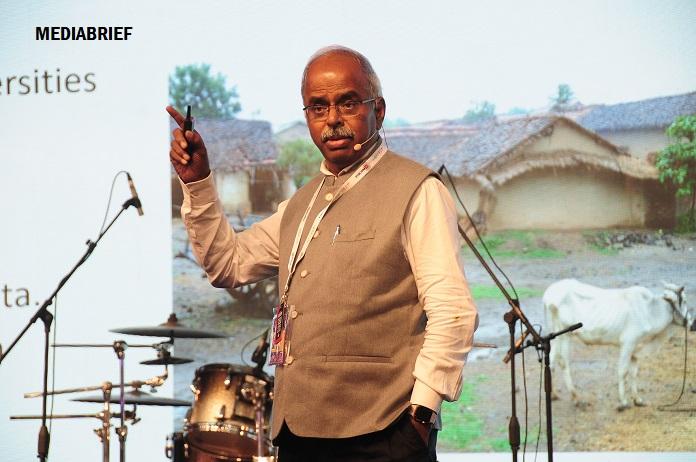image - Dr A Velumsni - Creator & Managing Director - Thyrocare - at GoaFest2019
