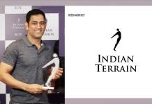 Image-MS Dhoni-is-Indian-Terrain-Brand Ambassador