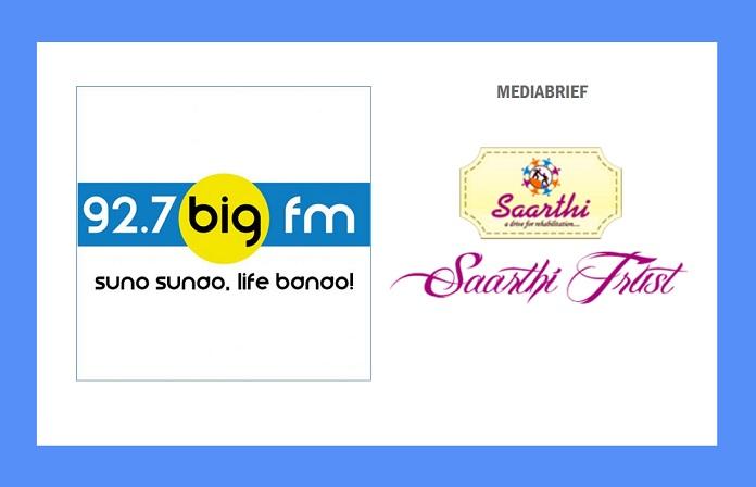 Image-Big-fm-and-saarthi-trust-Biglaadli-inpost