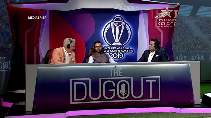 IMAGE-Dean Jones and VVS Laxman with Parthiv Patel on Select Dugout-mediabrief