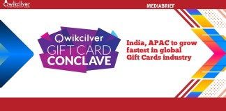 image-India APAC to grow fastest in Global Gift Cards Industry MediaBrief