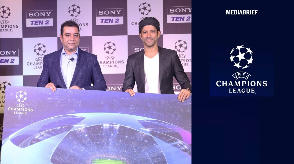 Farhan Akhtar kicks off 'Road to Madrid' for UEFA Champions League finale on Sony