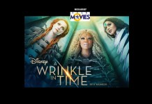 IMAGE-STAR MOVIES TO PREMIERE DISNEY'S A WRINKLE IN TIME SUNDAY 21 JULY MEDIABRIEF