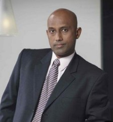 image-Sunder Aaron co-founder and Principal of Locomotive Global Inc - rights for Ray Donovan to be remade MediaBrief