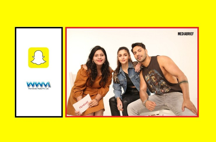 IMAGE-WWM launches 3 shows of Femina and Filmfare on Snapchat Discover-MediaBrief