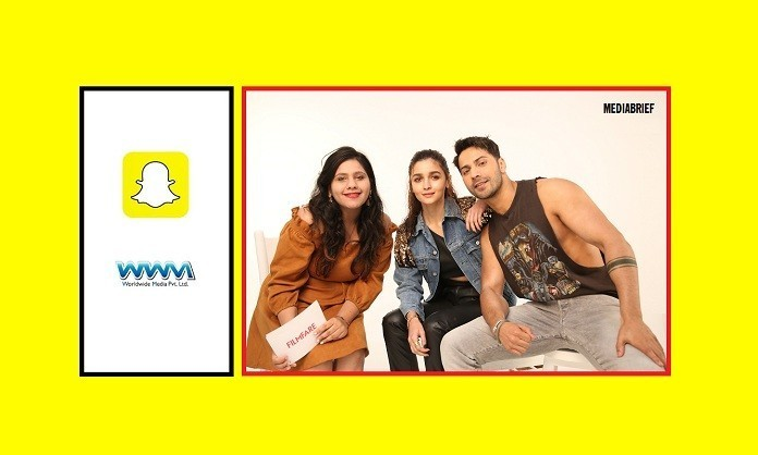 IMAGE-inpost-WWM launches 3 shows of Femina and Filmfare on Snapchat Discover-MediaBrief