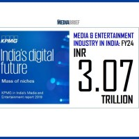 Media and entertainment in India to touch INR 3.07 trillion by FY24: KPMG
