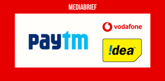Paytm enables Vodafone Idea recharges for crores using feature phones and UPI ID