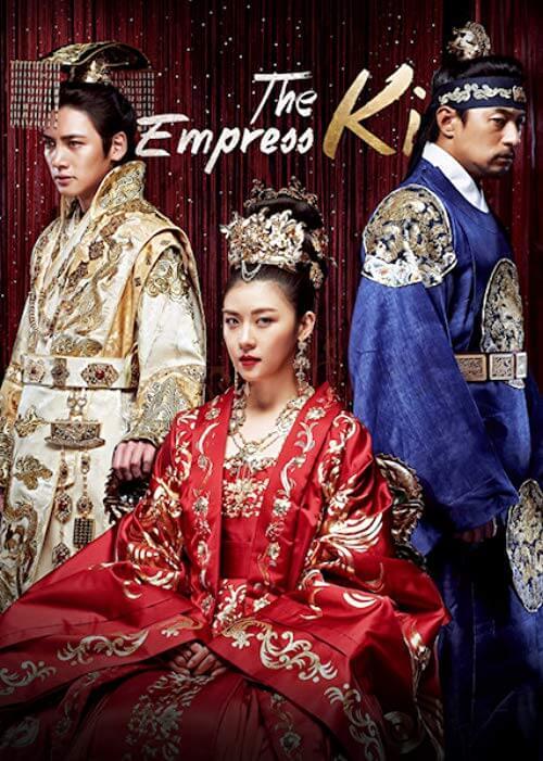 Drama korea kolosal Empress Ki