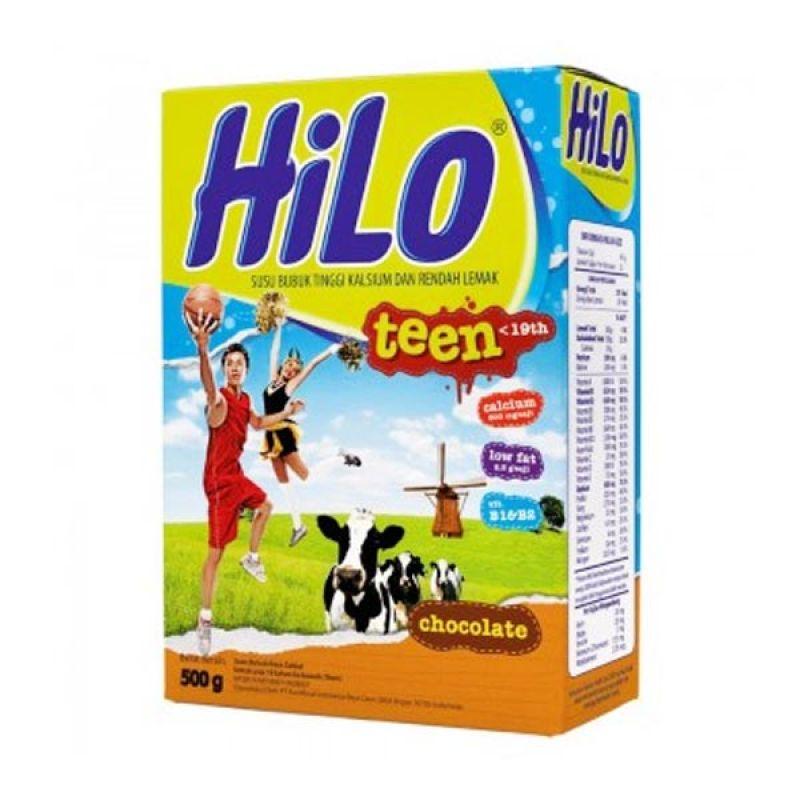 Hilo Teen