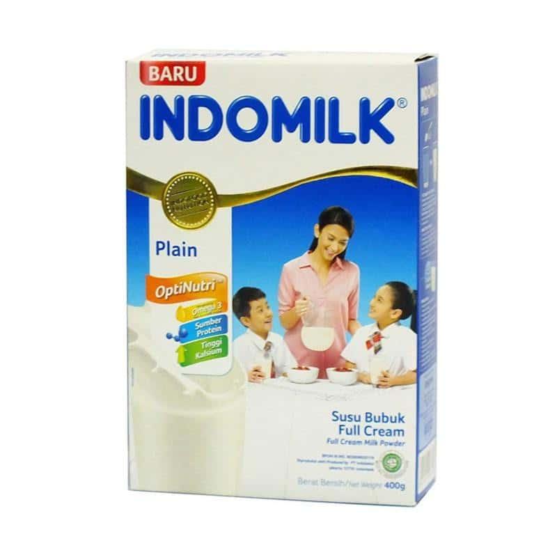 Susu peninggi badan Indomilk Full Cream
