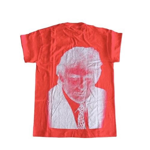 Kaos Bergambar Donald Trump dari Supreme