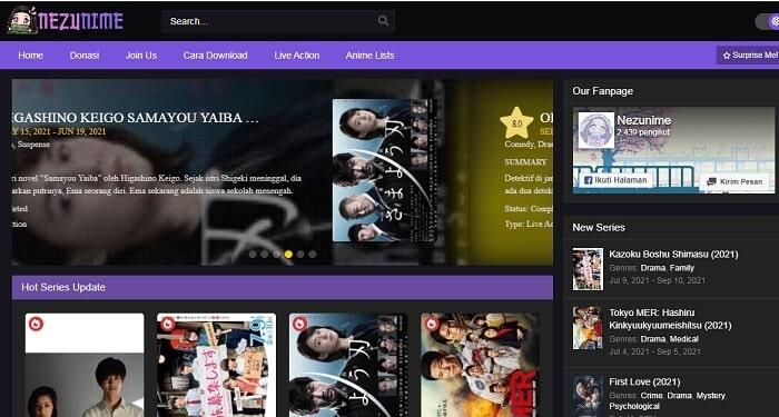 Situs download drama Jepang nezunime