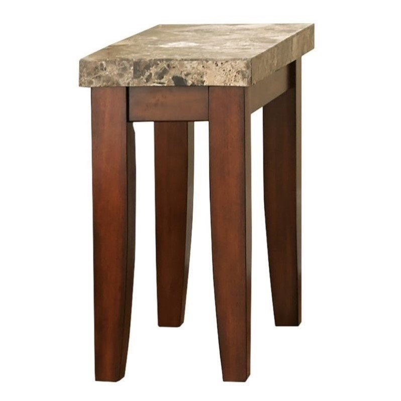 Steve Silver Company Montibello Chairside End Table  MN700EC