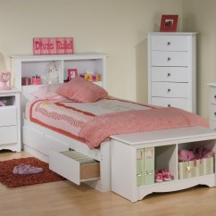 Conversation Sofas Reviews Old Wooden Sofa Set Designs White Twin Bookcase Platform Storage Bed - Wbt-4100-kit