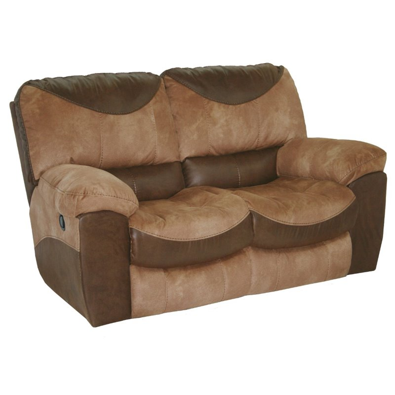 catnapper reclining sofas reviews aero sofa portman polyester power loveseat in ...